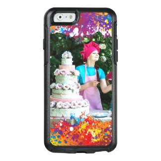 Rainbow Splash Abstract OtterBox iPhone 6/6s Case