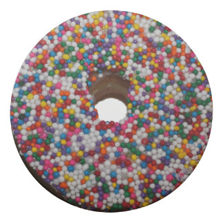 Rainbow Sprinkle Donut Eraser