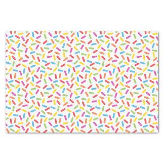 Rainbow Sprinkles Tissue Paper
