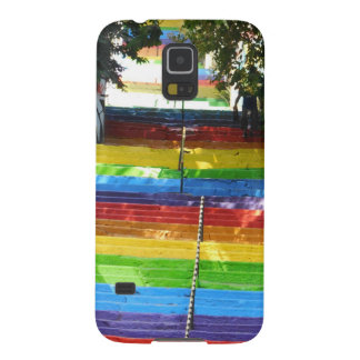 Rainbow Stairs Istanbul Turkey Cases For Galaxy S5