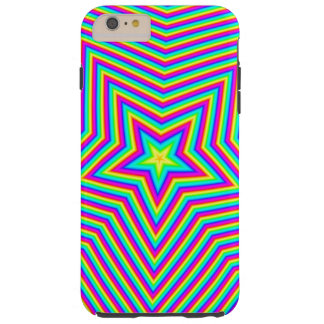 Rainbow ✭ star Illusion iPhone 6 Plus Case