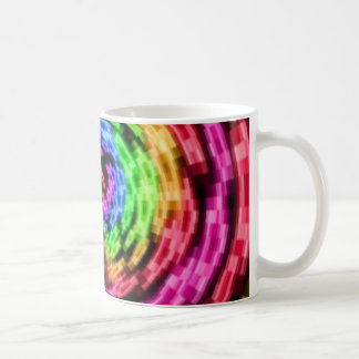Rainbow Star Vortex Value Mug