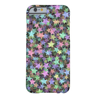 Rainbow Stars Barely There iPhone 6 Case