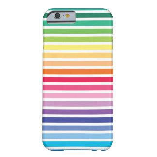 Rainbow Stripes iPhone 6/6s Case
