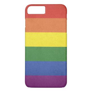 Rainbow stripes iPhone 8 plus/7 plus case