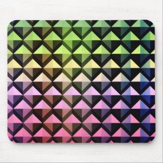 Rainbow Studs Mouse Pad