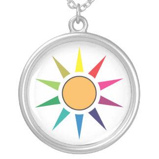Rainbow Sun Jewelry