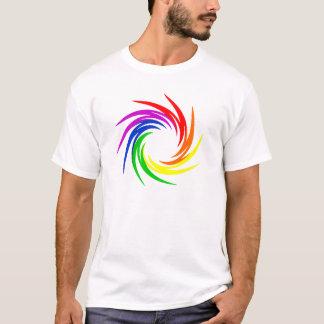 Rainbow Swirl1 T-Shirt