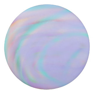 Rainbow Swirl Custom Eraser