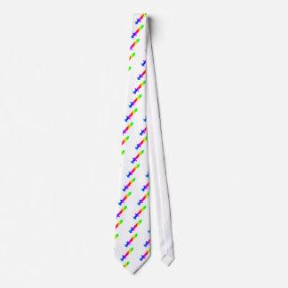 Rainbow Sword Tie