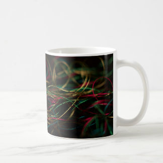 Rainbow Thread Coffee Mug