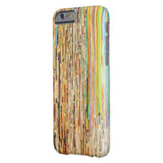 Rainbow Threaded Woven #2 iPhone 6/6s Barely There iPhone 6 Case