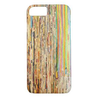 Rainbow Threaded Woven #2 iPhone 7 iPhone 7 Case