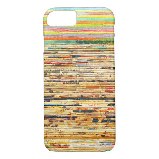 Rainbow Threaded Woven iPhone 7, Barely There iPhone 8/7 Case