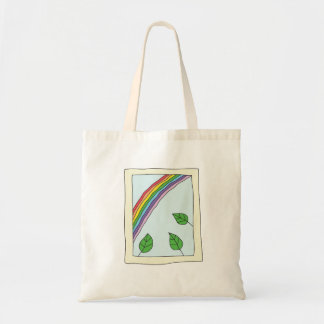 Rainbow through the Window Tote