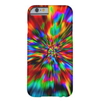 Rainbow Tie Dye Custom iPhone 6 Case