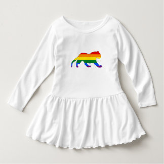 Rainbow Tiger Dress