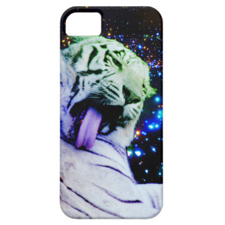 Rainbow Tiger iPhone 5 Covers