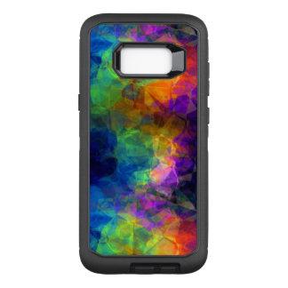 Rainbow Tissue Paper OtterBox Defender Samsung Galaxy S8+ Case