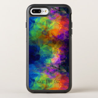 Rainbow Tissue Paper OtterBox Symmetry iPhone 8 Plus/7 Plus Case