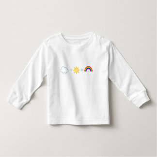 Rainbow Toddler T-Shirt