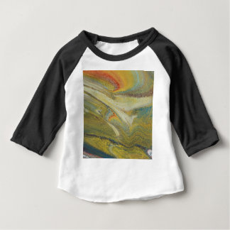 Rainbow Tornado Baby T-Shirt