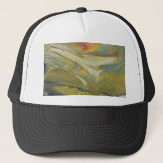 Rainbow Tornado Trucker Hat