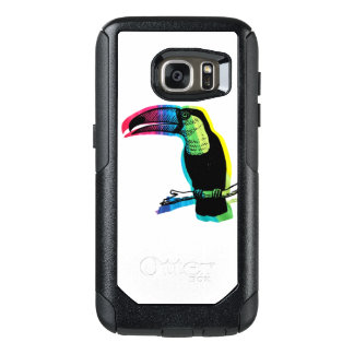 Rainbow Toucan OtterBox Samsung Galaxy S7 Case