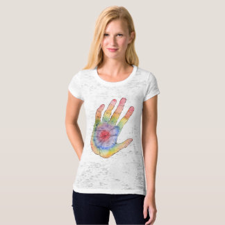 Rainbow touch T-Shirt