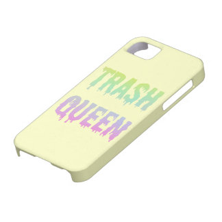 Rainbow Trash Case For The iPhone 5