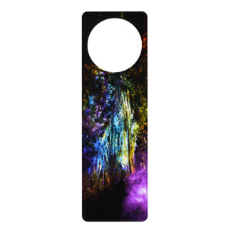 Rainbow Tree Door Hanger