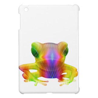 Rainbow Tree Frog Cover For The iPad Mini