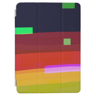 Rainbow Trendy Pattern iPad Air Cover