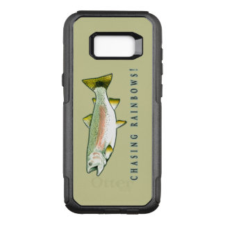 Rainbow Trout: Chasing Rainbows OtterBox Commuter Samsung Galaxy S8+ Case
