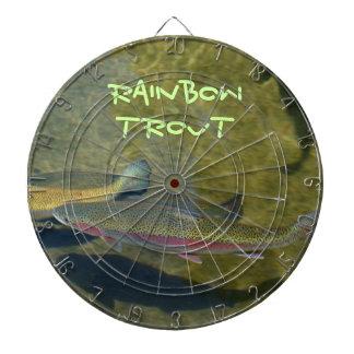 Rainbow Trout Dart Boards Custom Fishing