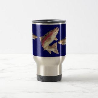 Rainbow Trout Fisherman's Mug