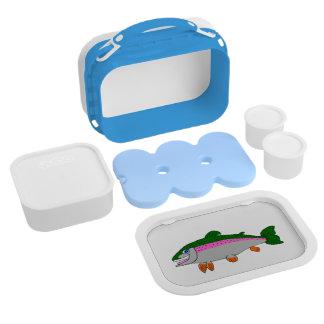 Rainbow trout lunchbox