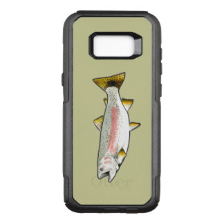 Rainbow Trout OtterBox Commuter Samsung Galaxy S8+ Case