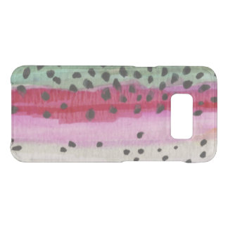 Rainbow Trout Skin Fishing Uncommon Samsung Galaxy S8 Case