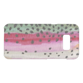 Rainbow Trout Skin Fishing Uncommon Samsung Galaxy S8 Plus Case