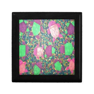 Rainbow Turtles on The Rocks Gift Box