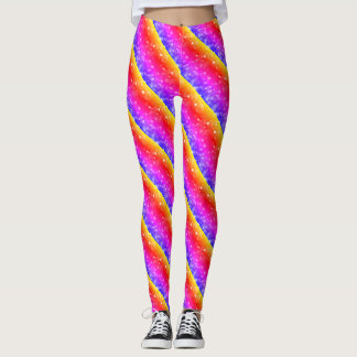 Rainbow Twinkle Leggings