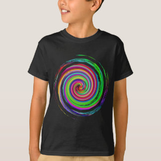 Rainbow Twirl T-Shirt