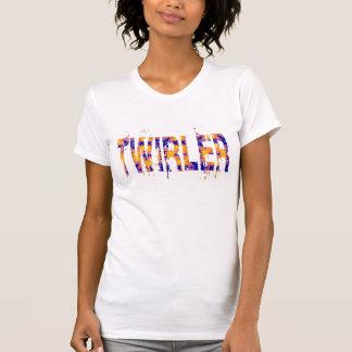 Rainbow Twirler Performance Micro-Fiber Singlet T Shirt