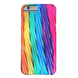 Rainbow Twist Barely There iPhone 6 Case