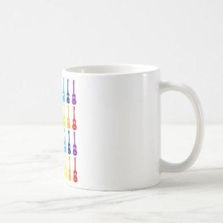 Rainbow Ukes Coffee Mug