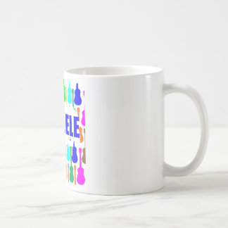Rainbow Ukuleles Coffee Mug