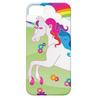 Rainbow Unicorn - Barely There iPhone Case