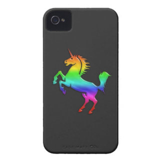 Rainbow Unicorn Blackberry Bold Cover