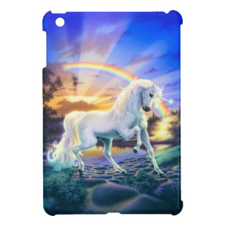 Rainbow Unicorn Case For The iPad Mini